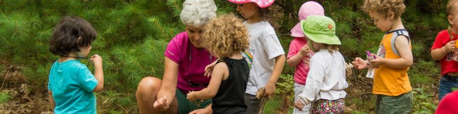 Babes in the Woods | Hike 'n' Seek