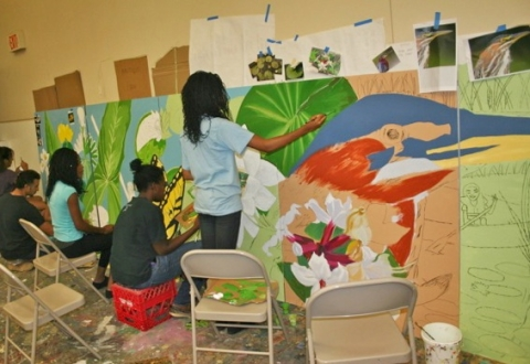 Mystic River Mural Project to Feature Fells