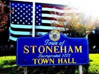 Stoneham sign