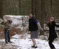 Volunteer Spotlight–Kayla, Kieran, Paulette, and Stephen Bell