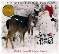 Winter StoryWalk® 2017:  Stranger in the Woods