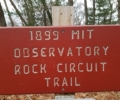 Uncovering the MIT Geodetic Observatory in the Middlesex Fells