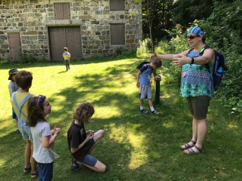 Forest Instructors: Mother Nature's Support Staff