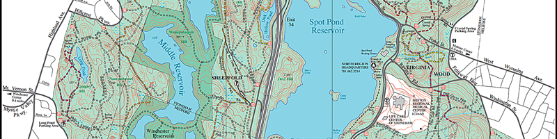 middlesex fells map pdf