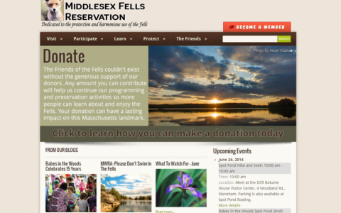 Welcome To The All New Fells.org!
