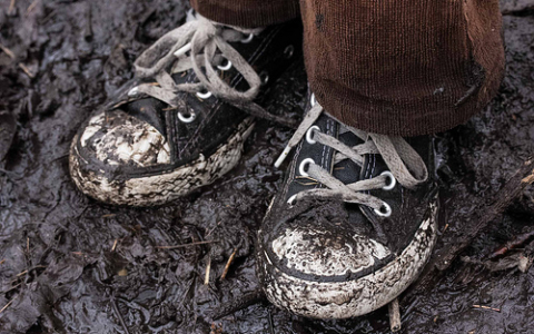 March is Muddy: Help DCR Protect Trail Conditions