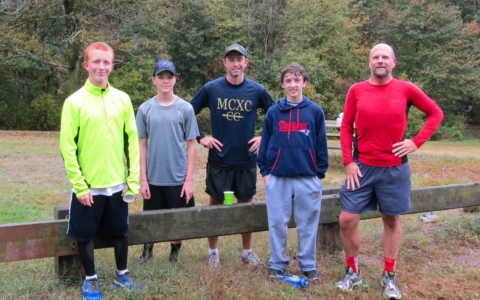 Friends of the Fells inaugural trail run a success!