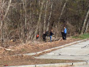 park serve cleanup