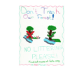 """Keep It Clean"" Poster Contest: Exercise your creativity while helping to protect the Fells!"