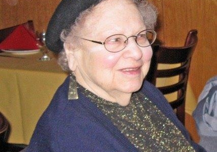 In Memory of Celia Schulhoff, and With Our Gratitude