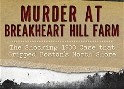 Book Review:  'Murder At Breakheart Hill Farm'